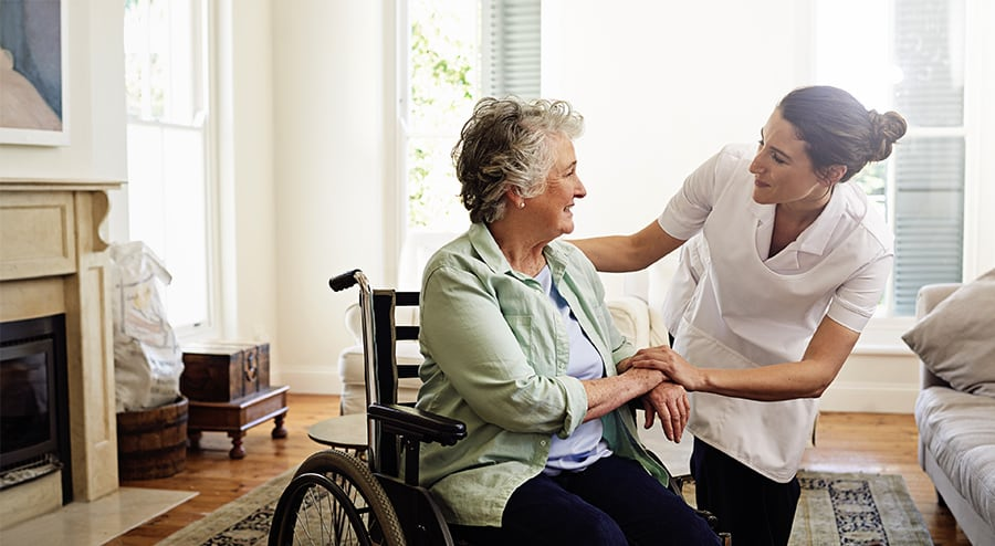 What is Domiciliary Care? - Aging.com